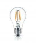 Philips Classic LEDbulb ND 7.5-60W E27 827 LED žárovka